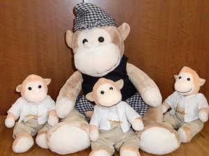 conrad monkey