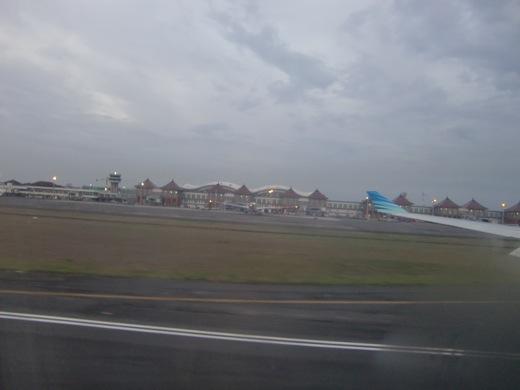 新空港の全景