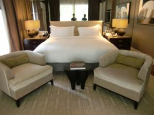 1ベットルームヴィラ 寝室