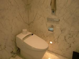 1ベットルームヴィラ トイレ