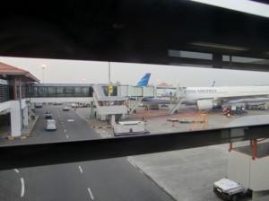 ジャカルタ空港1