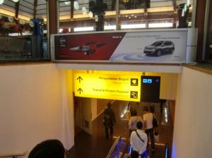 ジャカルタ空港2
