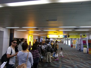 ジャカルタ空港4