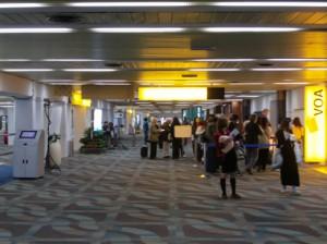 ジャカルタ空港6