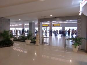 デンパサール空港12