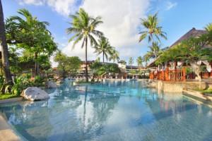 Nusa dua beach hotel Lagoon Pool