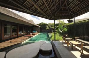 02.  Three Bedroom Pool Villa - Overview