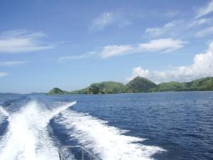 コモド島ヘ1