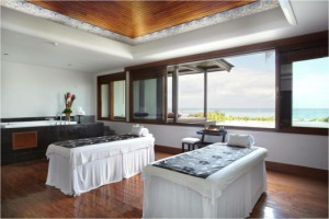 Beach front Spa Room