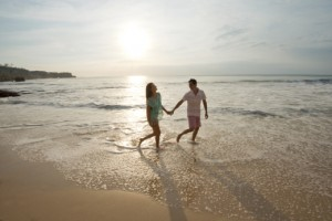 Couple at Kubu Beach (2)