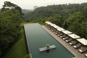 Alila Ubud - Pool 1