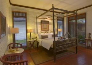 1Bedroom Pool Villa-Bedroom