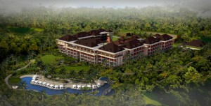 Padma Resort Ubud -Building