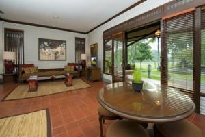 Spa Pool Villa-Living Area