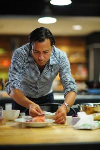 Celebrity Chef Daniel Green 1