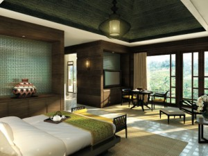 Mandapa Suite - Bedroom
