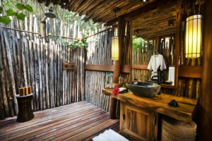 Kanatar Sumba House – Outdoor Bathroom