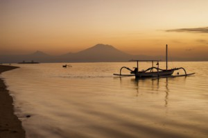 Sanur Beach Sunrise