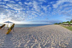 Ayodya Resort Bali - Beach Panorama
