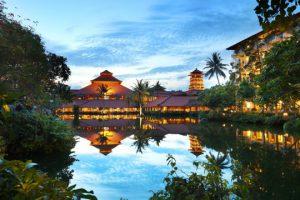 Ayodya Resort Garden