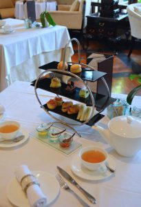 Club Lounge tea 2
