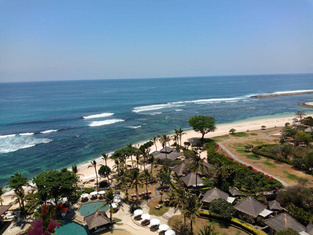 絶景のクリフ オーシャン フロントhilton Bali Resort バリ